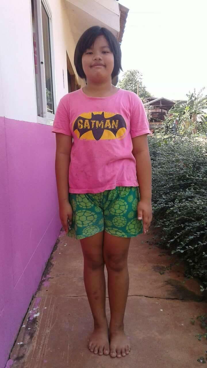 Nel Chanakan (8 years old, Girl)