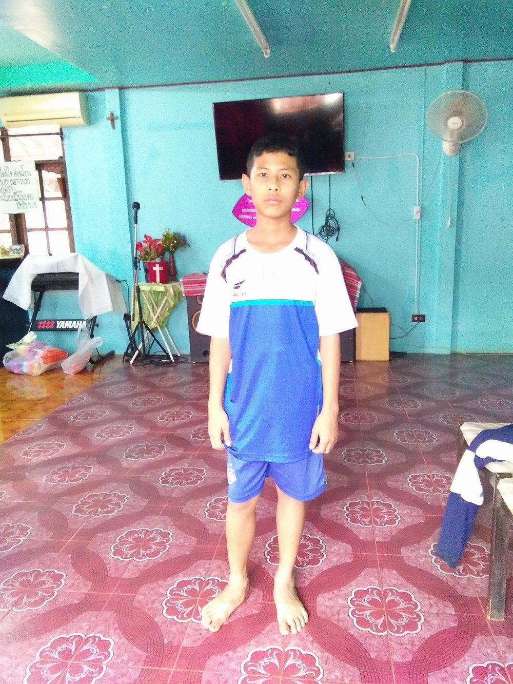 Zec (13 years old, Boy)