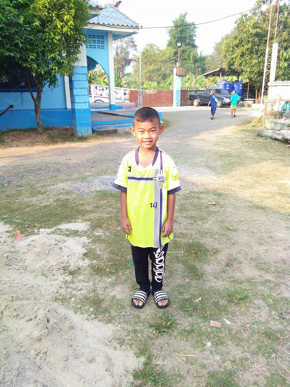 Pokpong (9 years old, Boy)