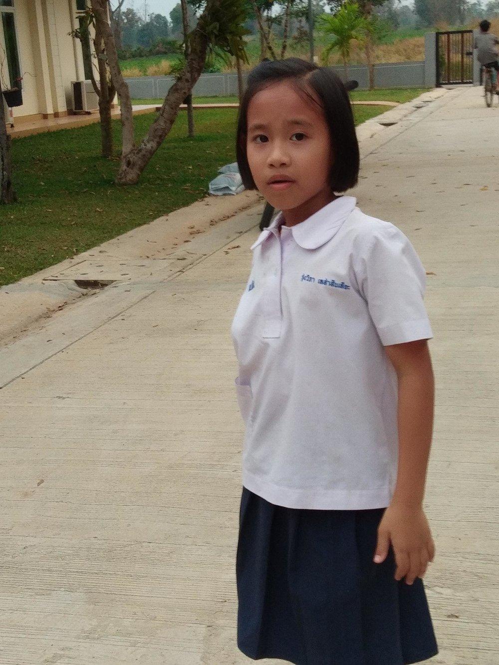 Gib (9 years old, girl)