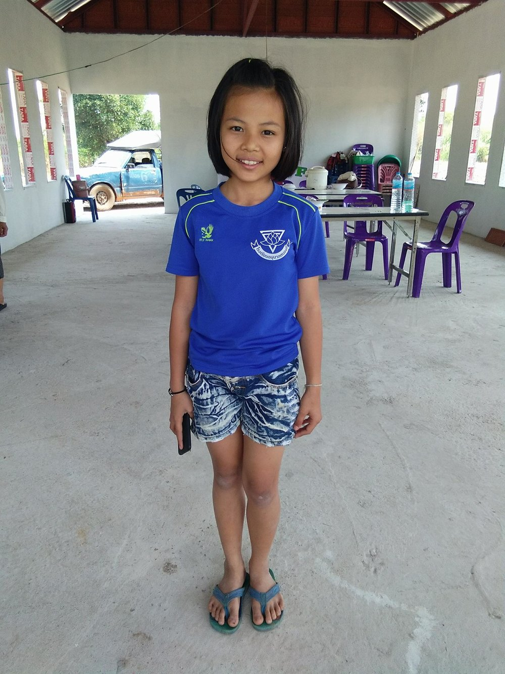 Vipada Pondongnok (11years old, girl)