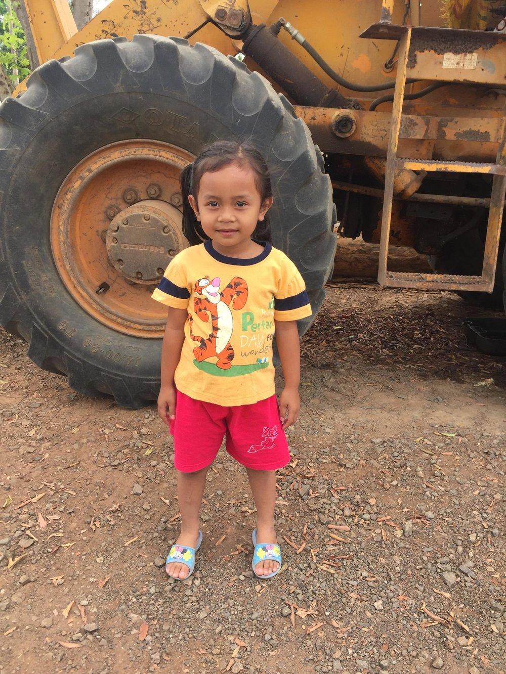 Chulida Teimmareang (lita) (4 years old, girl)