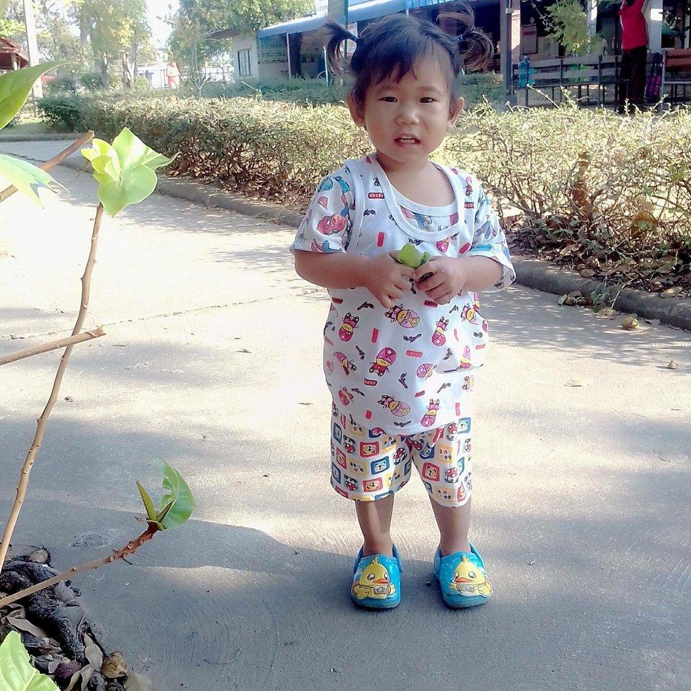 Alicha Bunsit (Racha) (1 year old, girl)