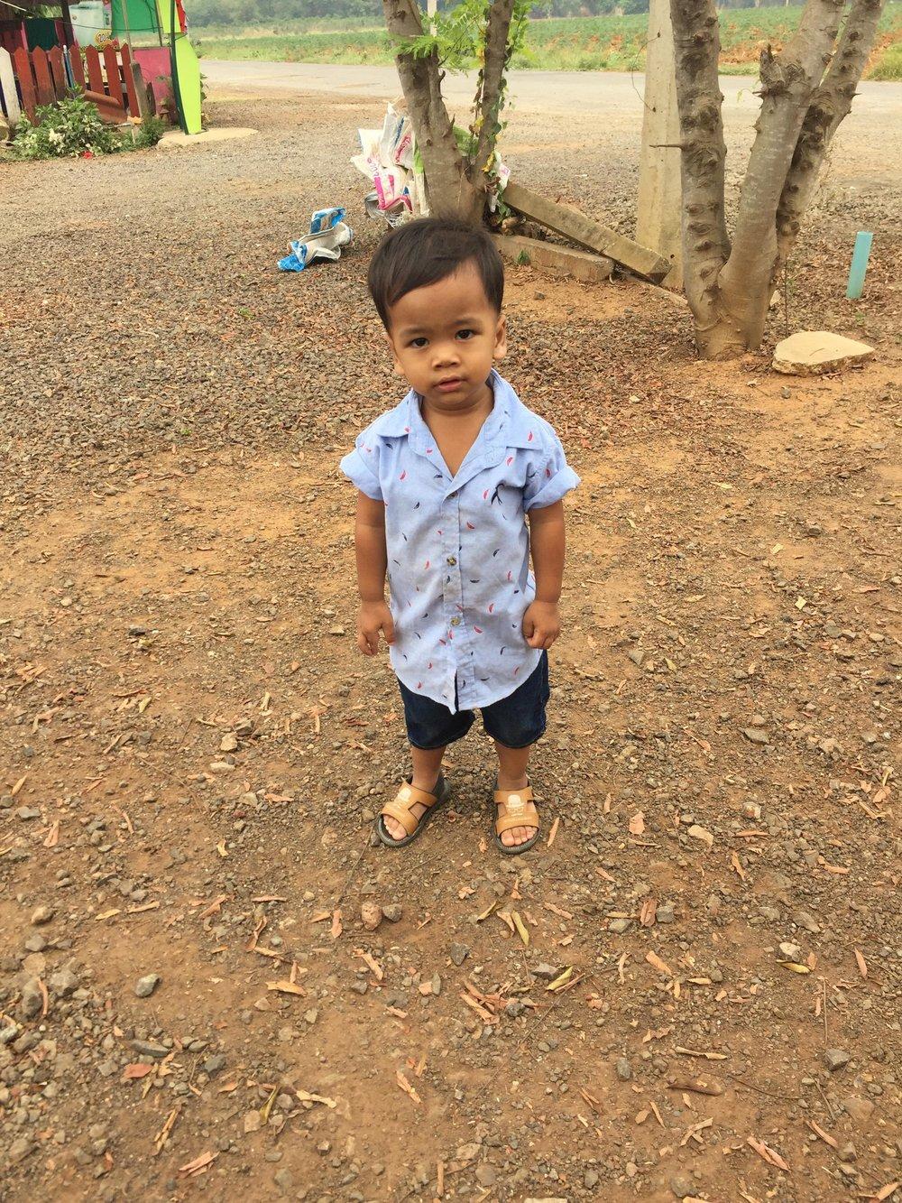 Christmas Sonlid (Kabtan) (6 years old, boy)