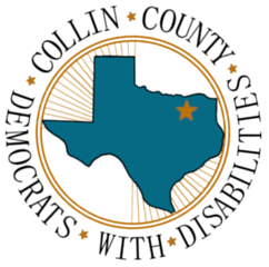 Collin County Democrats With Disabilities