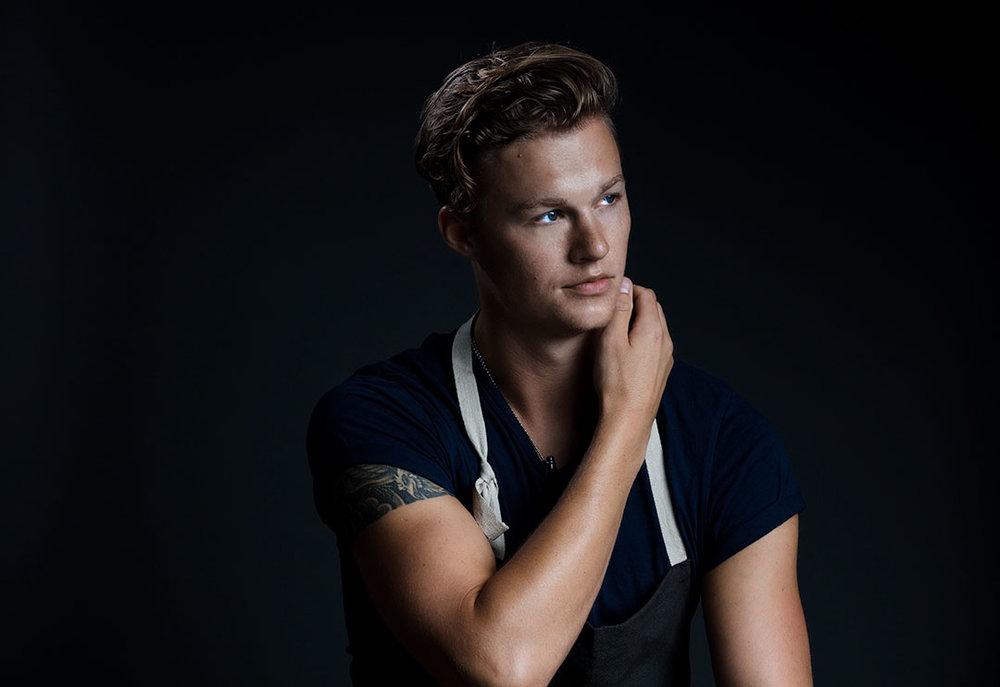 Chef Cody Beverstock