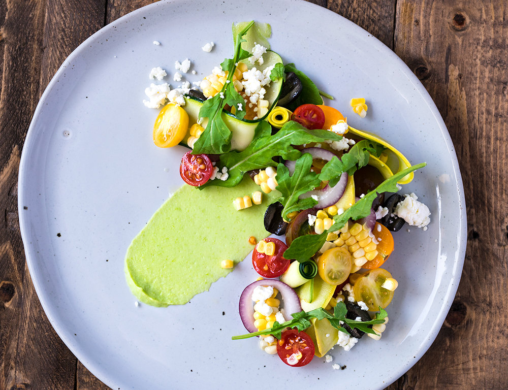 Chef Cody Beverstock I CB Cuisine I Summer Corn Salad