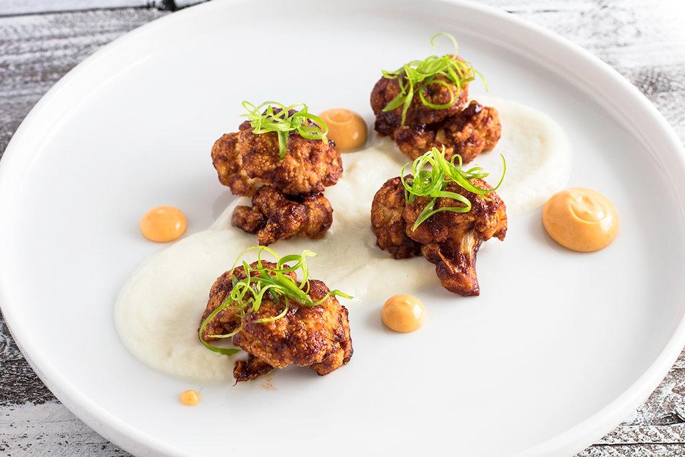 BBQ Cauliflower Wings