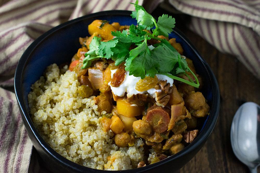 Moroccan-Inspired Vegetable Stew I Chef Cody Beverstock I CB Cuisine