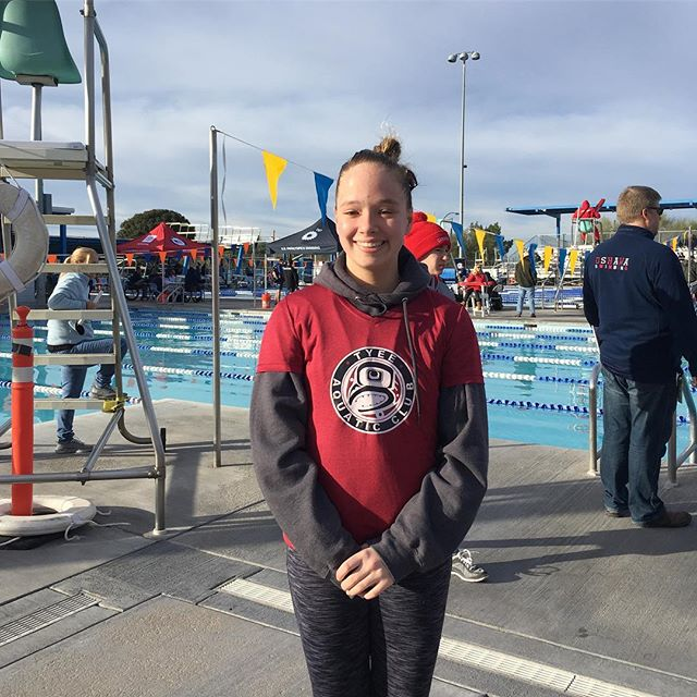 Good luck to Sophie competing this weekend at Para Can Ams in Arizona! #swimming #tucson #championships #para #usparalympicswimming #usaswimming