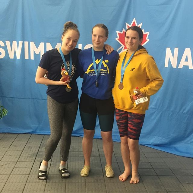 Tyee's very own Sophie Wood had an amazing weekend of racing at Westerns in Edmonton. Winning silver 🥈in the Para 100 back, Para 100 Free, Para 100 breast, Para 100 Fly, and Para 200 IM. And with an amazing best time Sunday night Sophie won gold 🥇in the Para 50 free! #canadianswimming #tyeeaquaticclub #kinsmensportscentre #paraswimming #paris2024 #parasport #staygoldponyboy #silver #gold