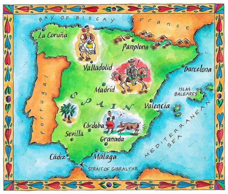 Spain - Rías Baixs
