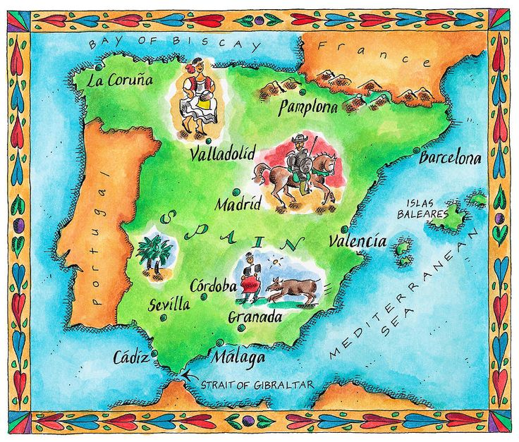 Spain - Ribera del Duero