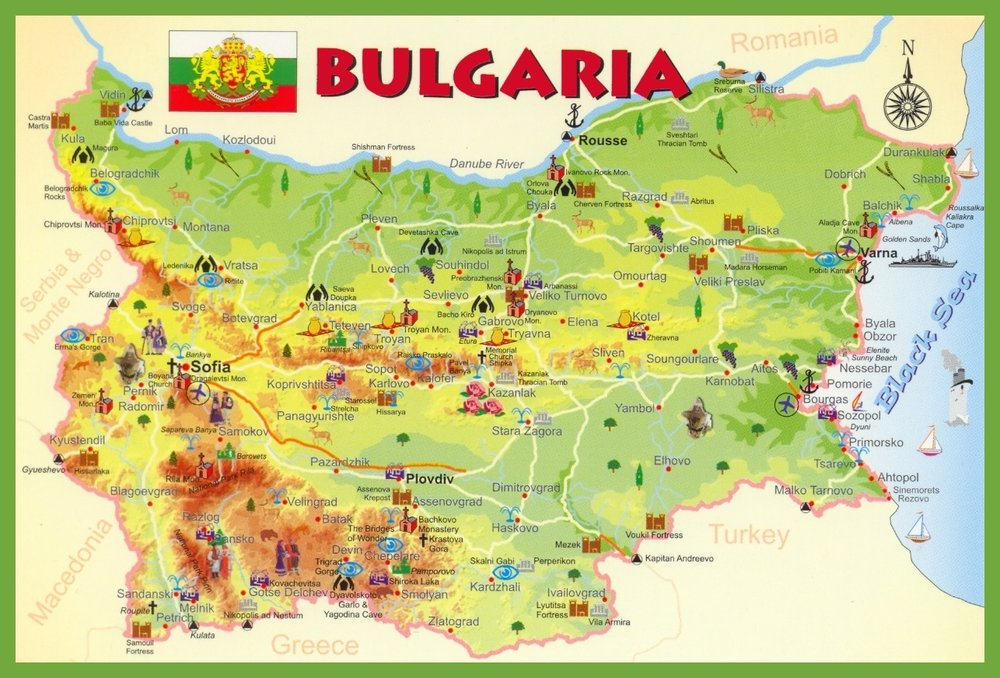 Bulgaria - Struma River Valley