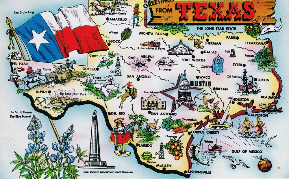 United States - Texas