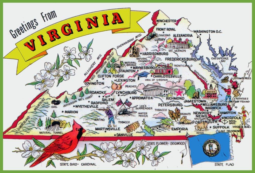 United States - Virginia