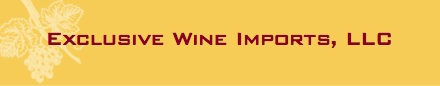 Imported by Exclusive Wine Imports
