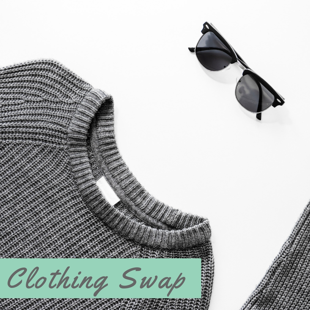 SOCIAL: Clothing Swap — Freeman's Creative LLC