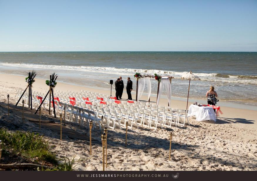 Brisbane Wedding Phoographer Beach3