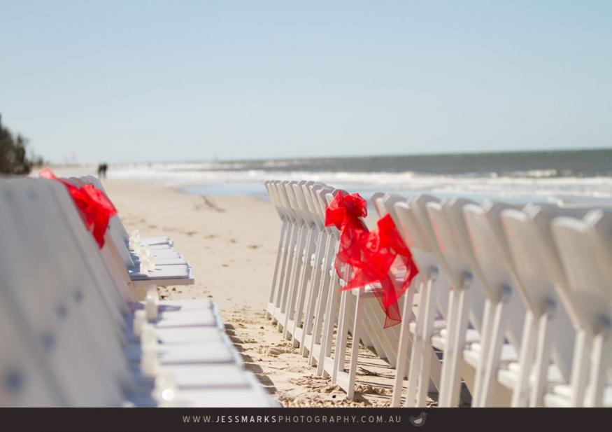 Brisbane Wedding Phoographer Beach5