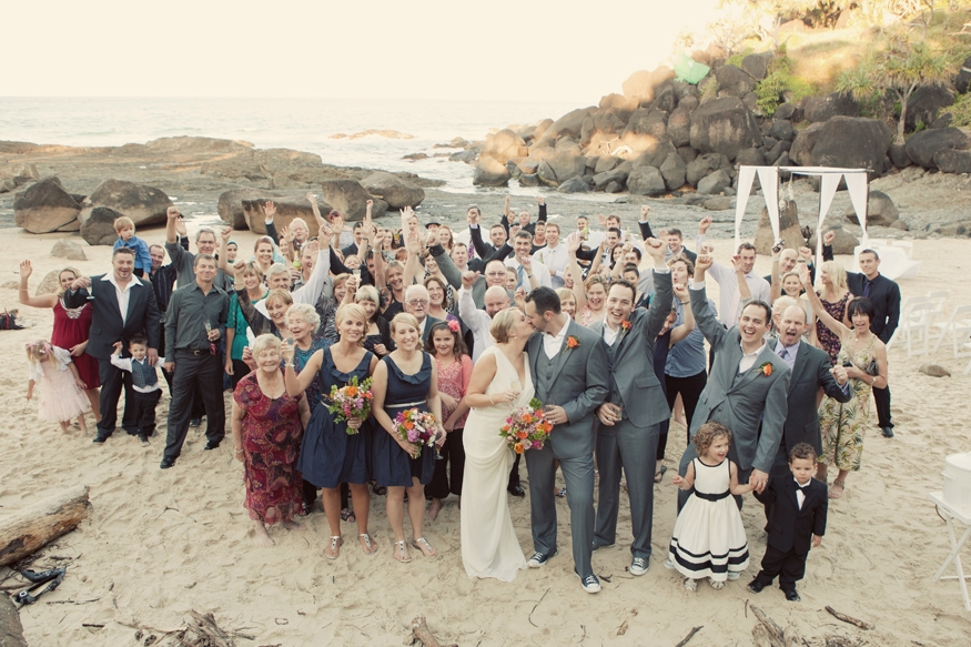 Brisbane Wedding Phoographer Froggy-beach-wedding-007