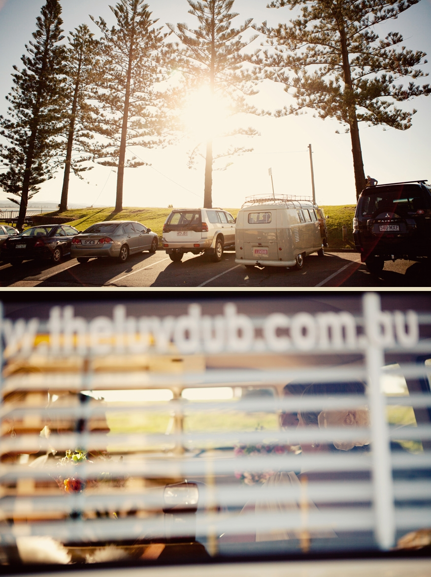 Brisbane Wedding Phoographer Vw-kombi-wedding-car-001