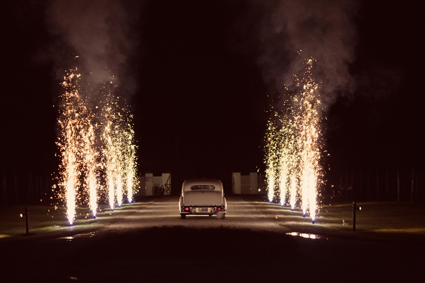 Brisbane Wedding Phoographer 071412-oreillys-wedding-fireworks-car