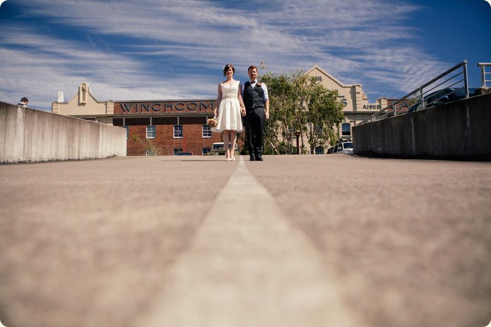 Bride & Groom Rooftop