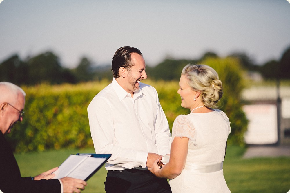 Spicers Peak Lodge Wedding Ceremony