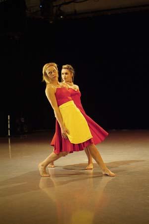 Ulrika Berg and Ashley Saffioti by Quinn Batson