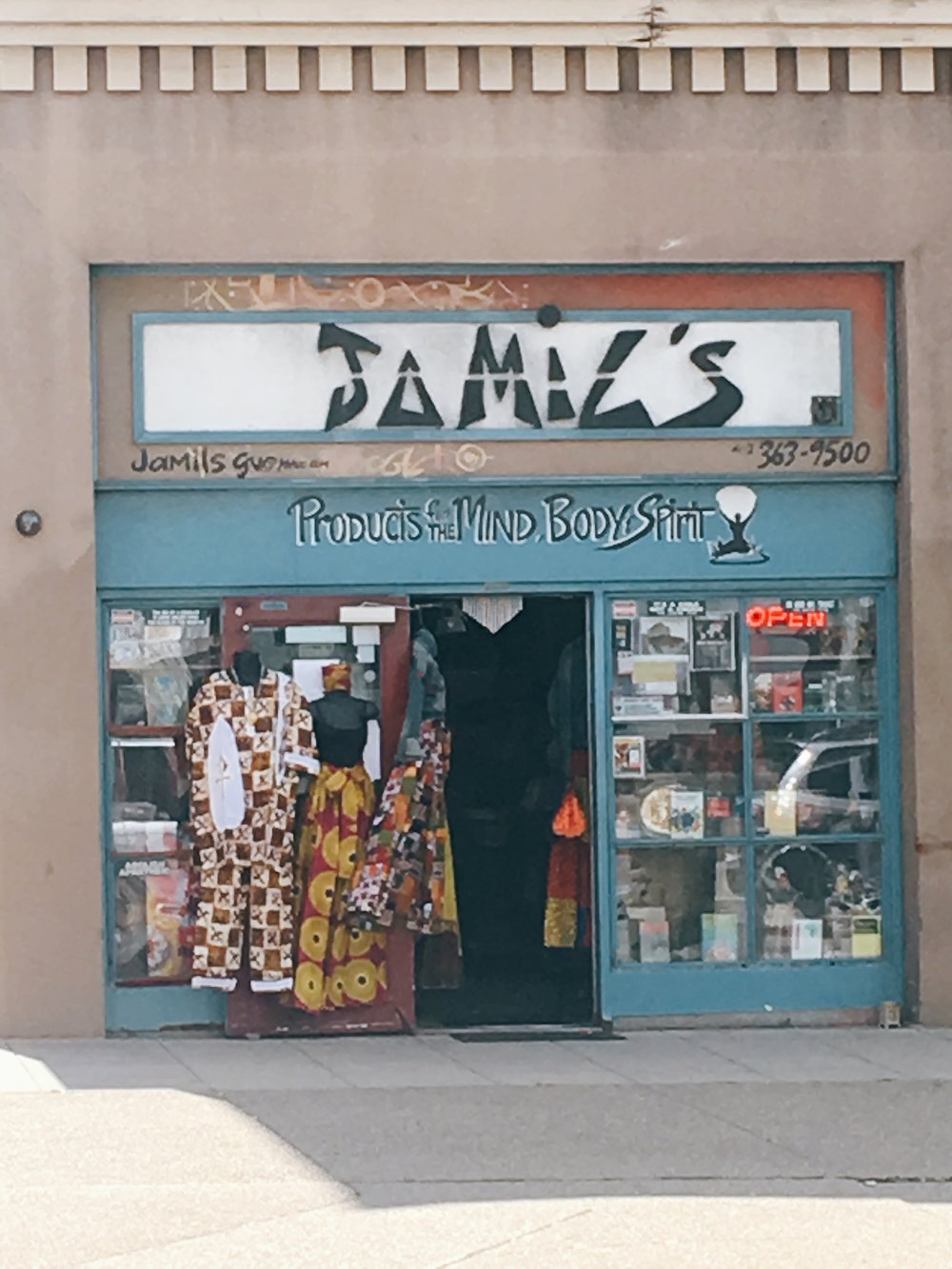 Jamil's Global Village, 6024 Penn Ave