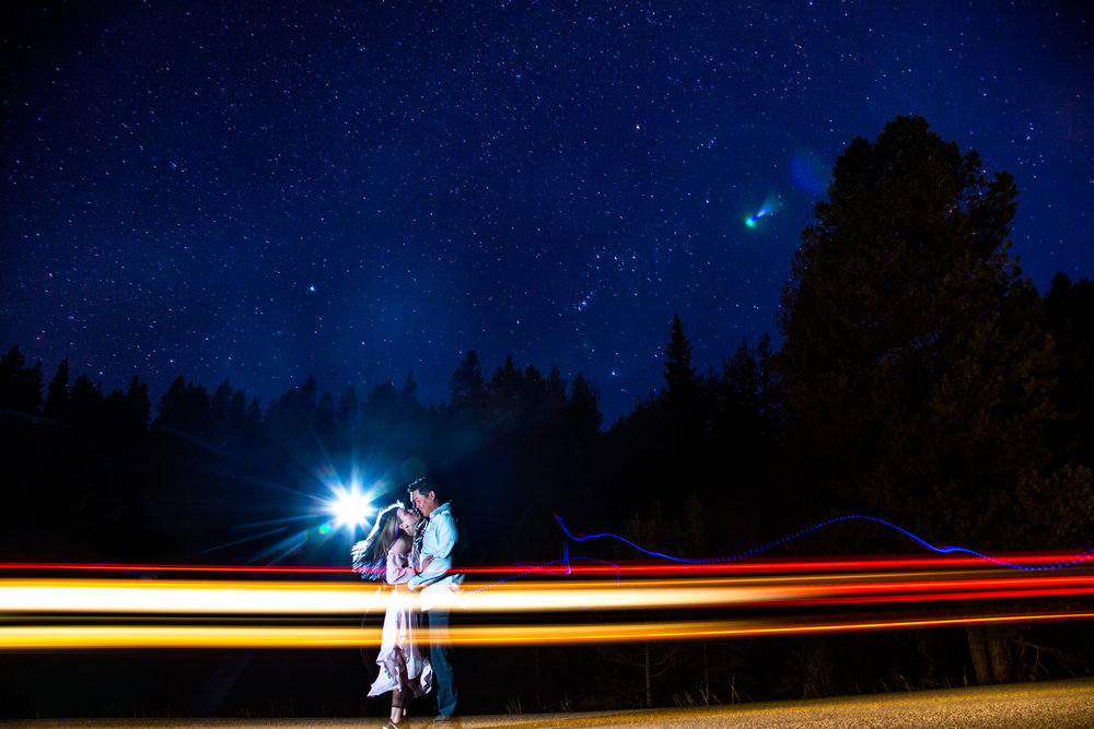 Shaye & Mark - Evergreen, CO