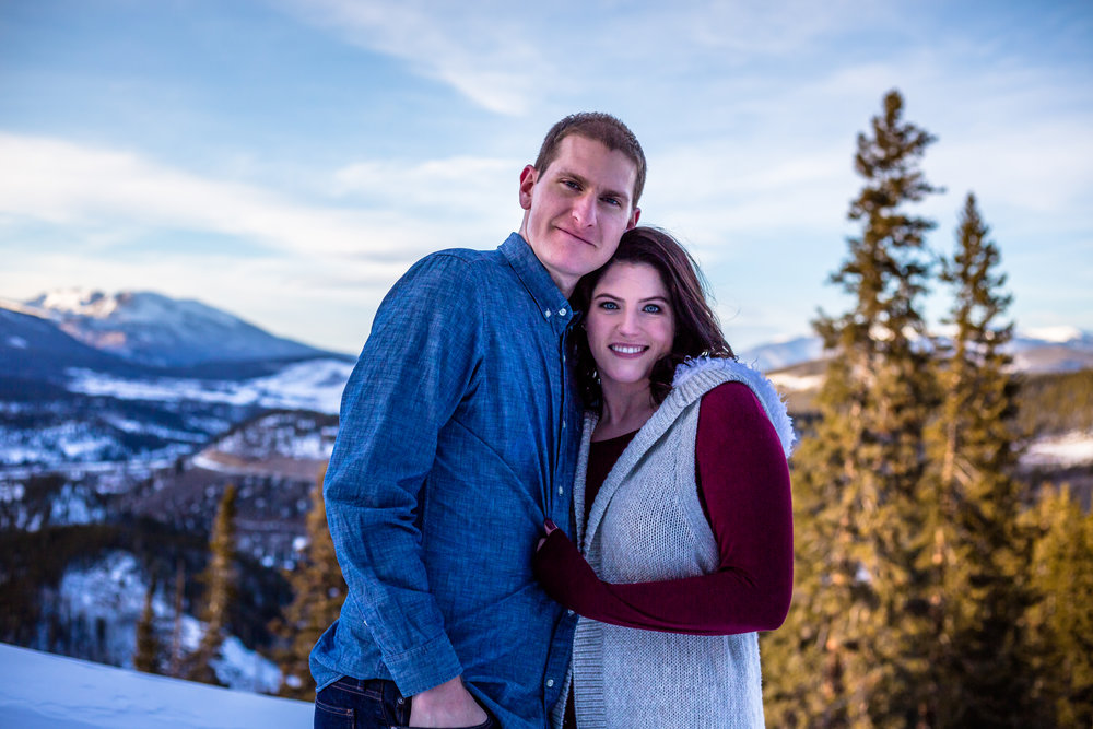 Allie & Chris - Breckenridge, CO