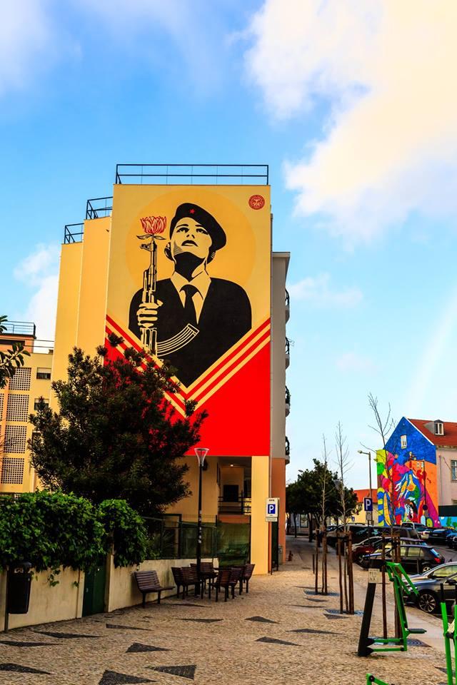 2018 - Lisbon, Portugal