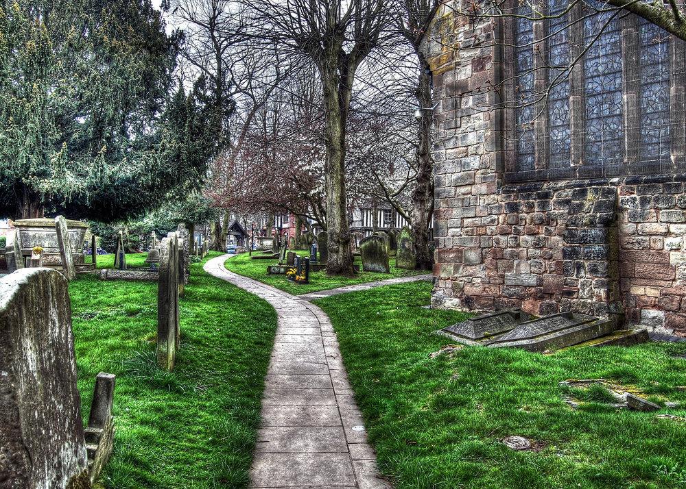 St. Nicolas Place Graveyard