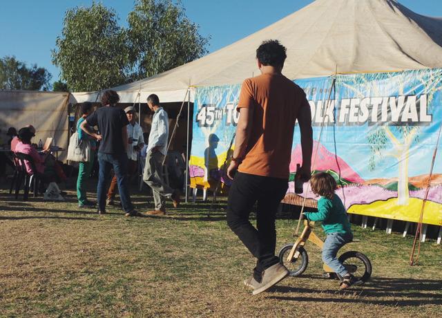 Top Half Folk Festival 2015