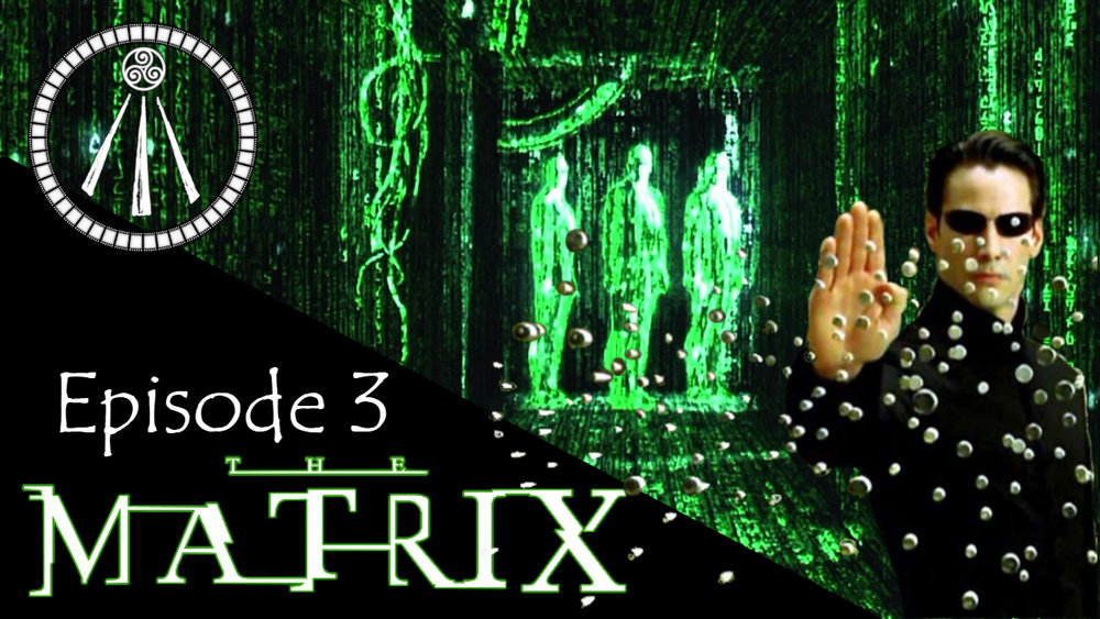 The Story Cauldron Podcast: Episode 03 - The Matrix Banner