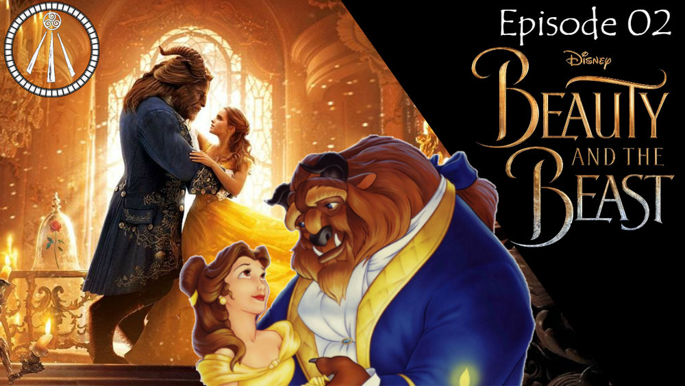 Beauty and the Beast Story Cauldron Banner