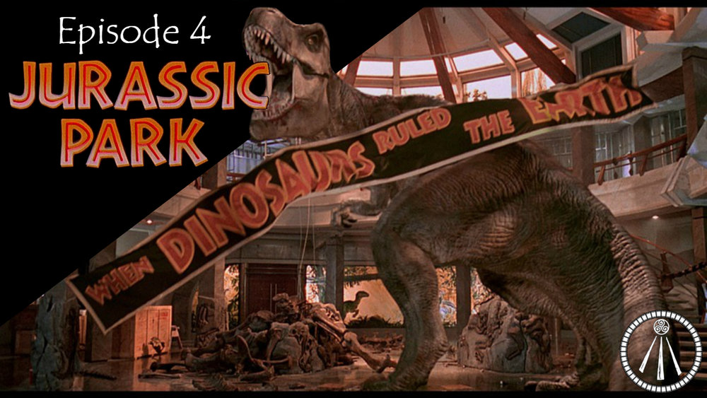 Jurassic Park Story Cauldron Banner