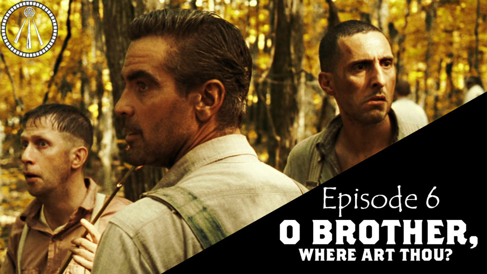 O Brother Where Art Thou Story Cauldron Banner