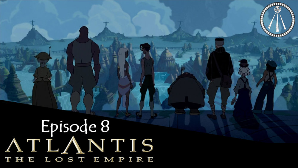 Atlantis the Lost Empire Story Cauldron Banner