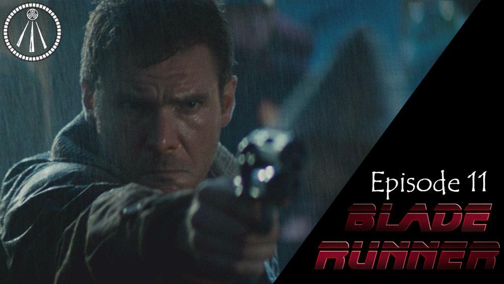 Blade Runner Story Cauldron Banner