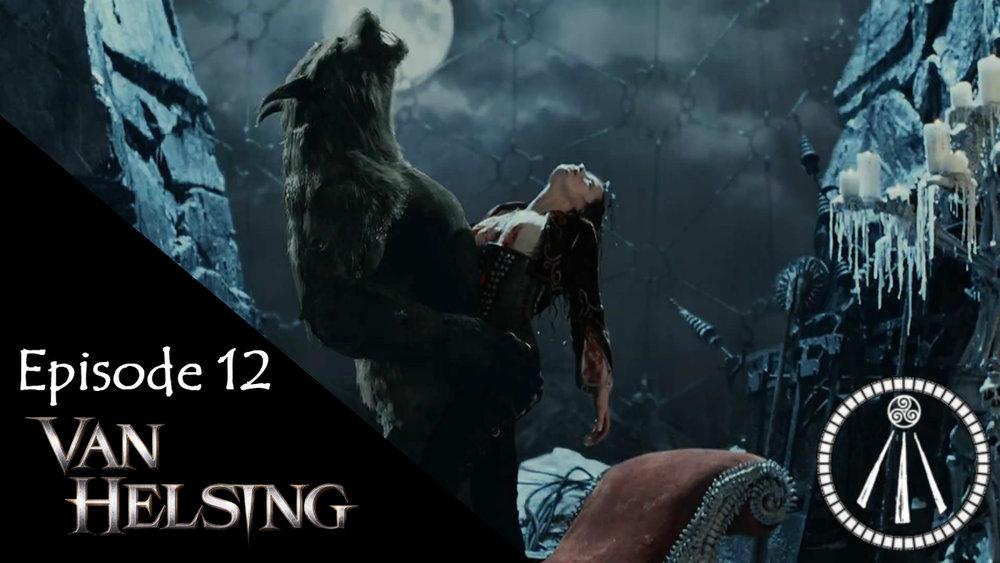 Van Helsing Story Cauldron Banner