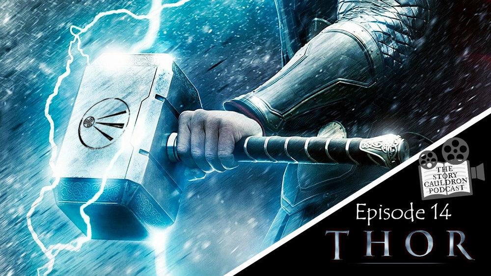 Thor Story Cauldron Banner