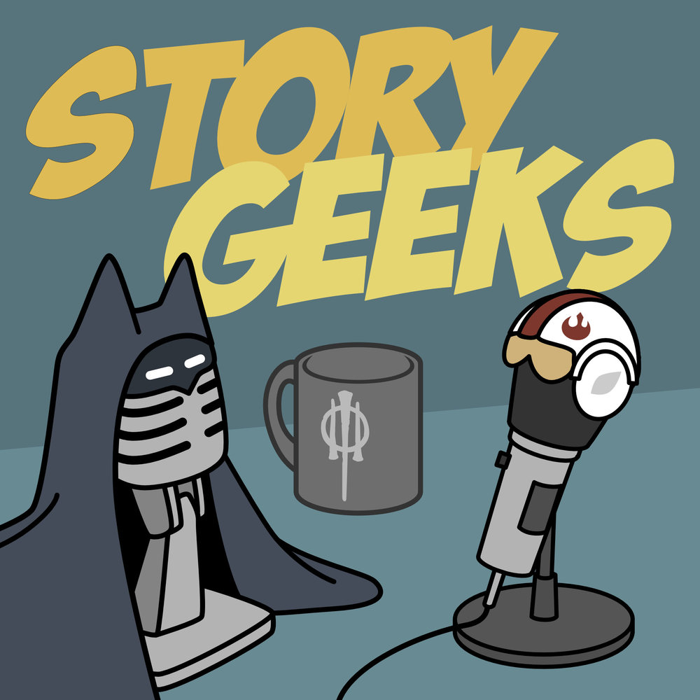 The Story Geeks Logo