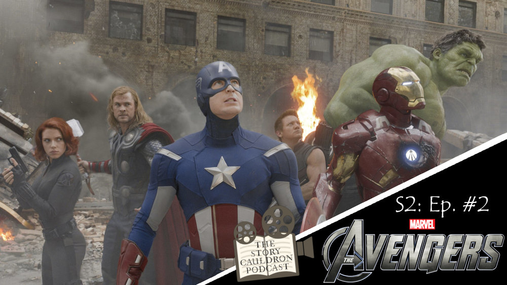 Avengers Episode Banner Story Cauldron Season Two