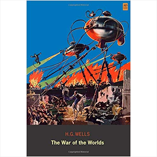 Story Cauldron Link to War of the Worlds Amazon