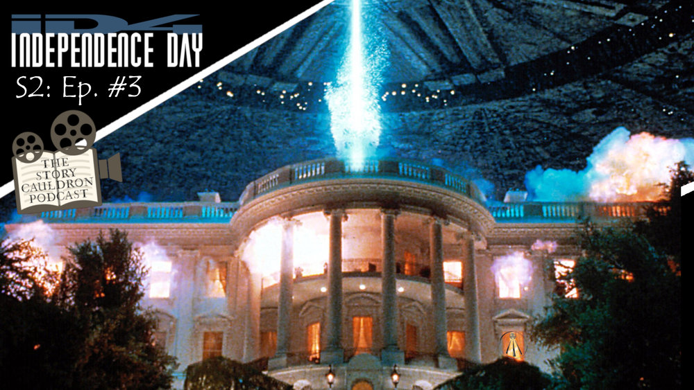 Independence Day Episode Banner