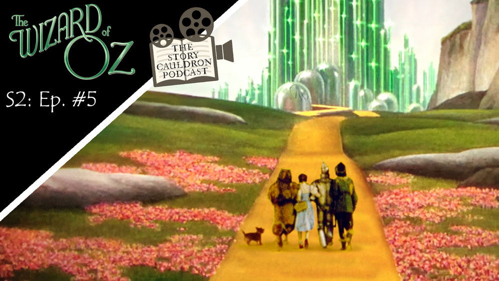 Wizard of Oz Episode Banner Story Cauldron Season Two
