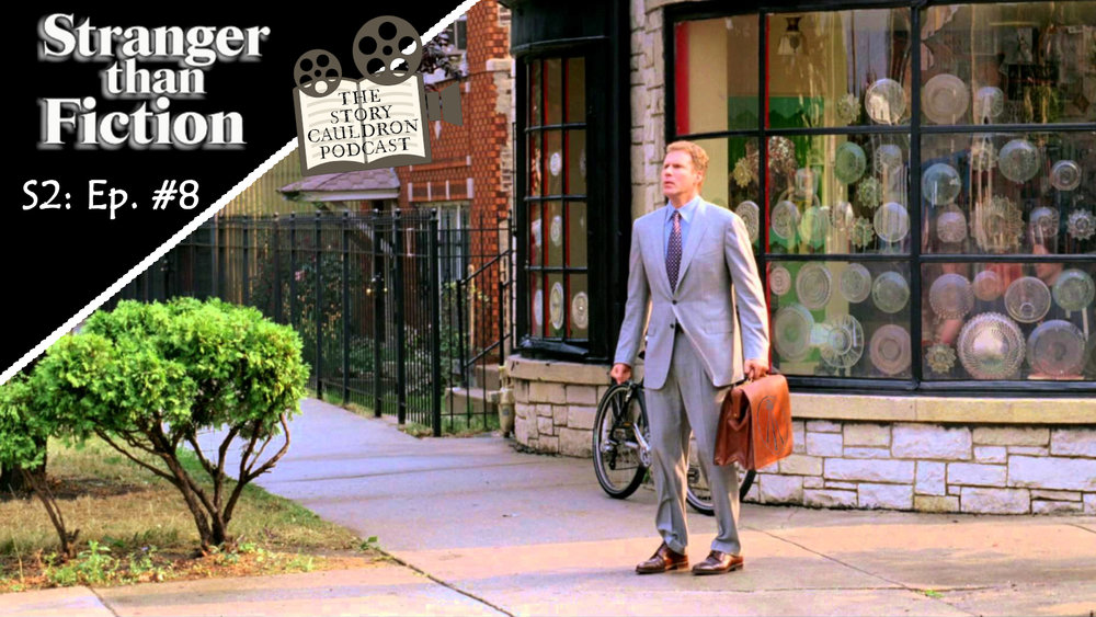 Stranger Than Fiction Episode Banner S2